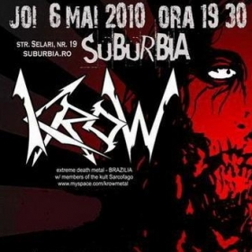 KROW, Korruption, Dinumbra, Psychogod (Metal Under Moonlight XXIV, 06.05.2010)
