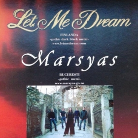 LET ME DREAM, Marsyas (Metal Under Moonlight XI, 11.06.2004)