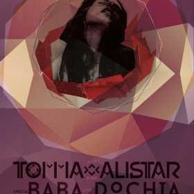 Tomma Alistar live band si Baba Dochia in Club Control
