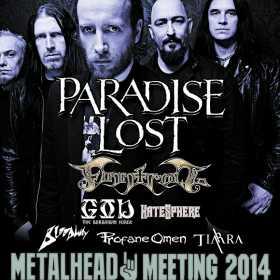 Trupele God si Bloodway pe scena Metalhead Meeting 2014 bis la Arenele Romane
