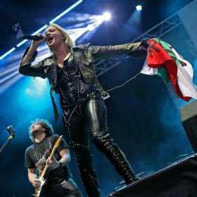 Aura a triumfat la Kavarna Rock Fest