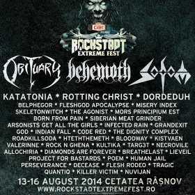 Behemoth – mesaj pentru publicul din Romania