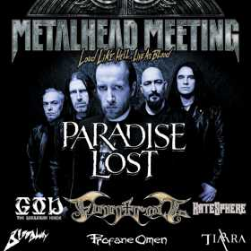 Ultimele 3 zile cu bilete presale pentru Metalhead Meeting