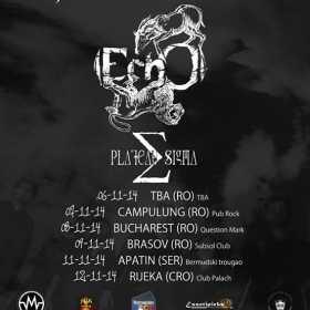 Concert (EchO) si Plateau Sigma in Subsol Club din Brasov