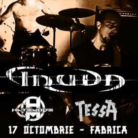 Hatemode si Tessa deschid concertul Truda de la Bucuresti