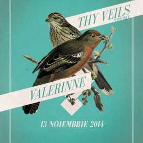 Concert Thy Veils si Valerinne in Club Control