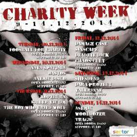 Charity Week - traditie in devenire la Question Mark