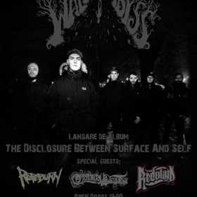 Concert Ropeburn, Overdawn, Redound si Walk the Abyss in Question Mark