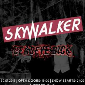Concert Skywalker si Deadeye Dick in Question Mark