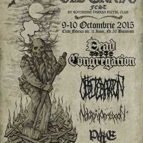 Old Grave Fest 2015 in Club Fabrica