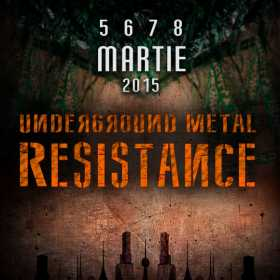 Underground Metal Resistance Fest 4 in Question Mark