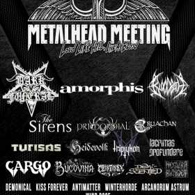Inca 6 confirmari la Metalhead Meeting 2015