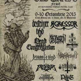 Doua noi formatii confirmate la Old Grave Fest 2015