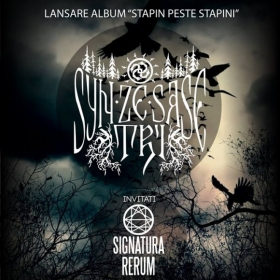SYN ZE SASE TRI, Signatura Rerum (Metal Under Moonlight XLVIII, 29.05.2015)