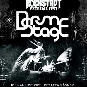 Alte confirmari la Drumstage - Rockstadt Extreme Fest 2015