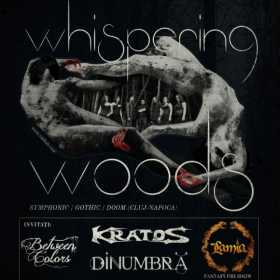 Programul concertului Whispering Woods de sambata
