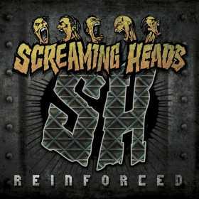 """Trupa Screaming Heads lanseaza albumul """"Reinforced"""" in format digital"""