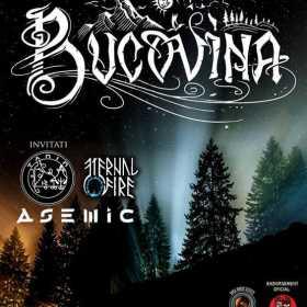 BUCOVINA lanseaza albumul Nestramutat la Arenele Romane din Bucuresti