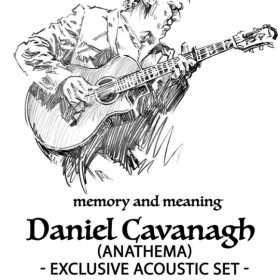Daniel Cavanagh (Anathema) doneaza o parte din onorariu familiilor victimelor tragediei de la Colectiv