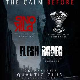 Underground Metal Resistance Fest in Quantic Pub2