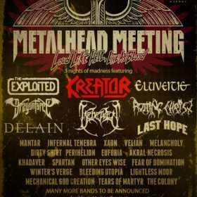 Festivalul Metalhead Meeting 2016