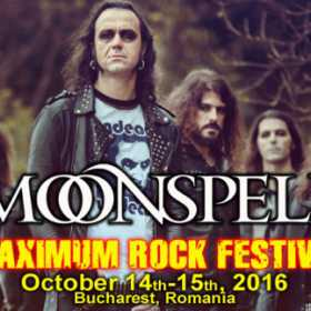 Trupa Moonspell e confirmata la Maximum Rock Festival 2016