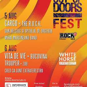 Out Of Doors Fest Costinesti 2016