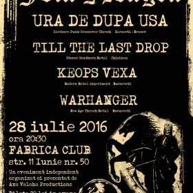 O noua editie Joia Neagra la Club Fabrica
