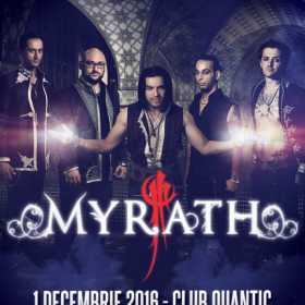 Trupa Myrath va concerta pe 1 decembrie la Bucuresti