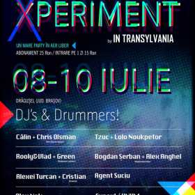 Xperiment In Transylvania