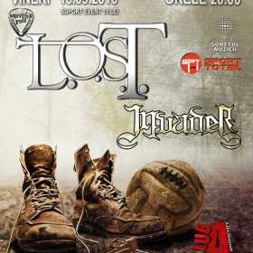Concert LOST si Invader in Club A