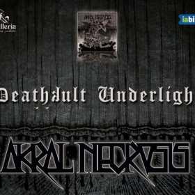 """Eveniment special in Quantic Pub - Akral Necrosis lanseaza albumul """"Underlight"""""""