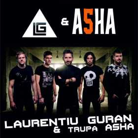 Laurentiu Guran & Asha in concert la Hard Rock Cafe