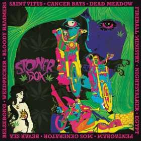 Piesa 'Oven Sun' de la RoadkillSoda inclusa pe compilatia celor mai bune piese stoner rock din lume