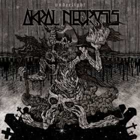 Trupa Akral Necrosis dezvaluie artwork-ul albumului 'Underlight'