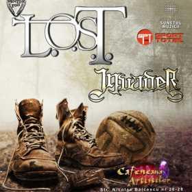 Trupele L.O.S.T si Invader concerteaza in Buzau