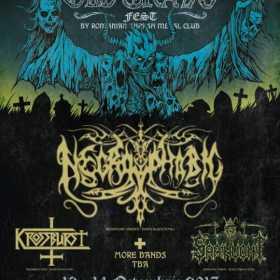Romanian Thrash Metal Club anunta a 6-a editie Old Grave Fest