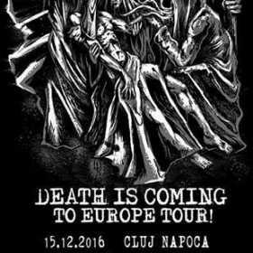 Concert Spinecrusher si Sadistic Intent pe 15 decembrie la Cluj