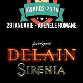Gala Metalhead Awards care se muta la Arenele Romane