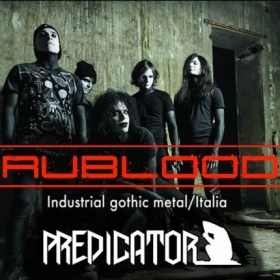 RUBLOOD, Predicator (Metal Under Moonlight LXIV, 18.12.2016)