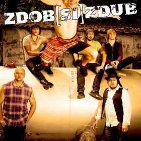 Zdob si Zdub in concert la Hard Rock Cafe in ianuarie 2017
