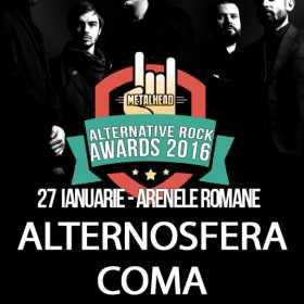 Metalhead Awards premiaza cele mai bune realizari muzicale ale anului 2016