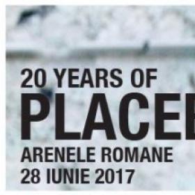 Placebo sarbatoreste 20 de ani printr-un concert la Arenele Romane