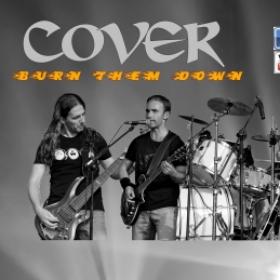 Burn Them Down - noul videoclip al mureseniilor de la COVER