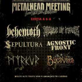 Cradle of Filth vor canta la Metalhead Meeting Festival 2017