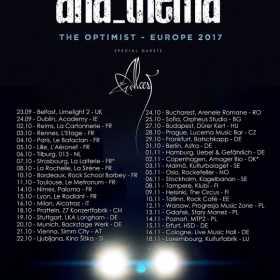 Concert Anathema si Alcest la Arenele Romane