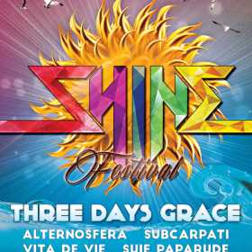 Primele nume confirmate la a patra editie Shine Festival 2017