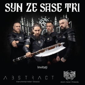 SYN ZE SASE TRI, Abstract, Horizon of the Mute (Metal Under Moonlight LXIX, 18.05.2017)
