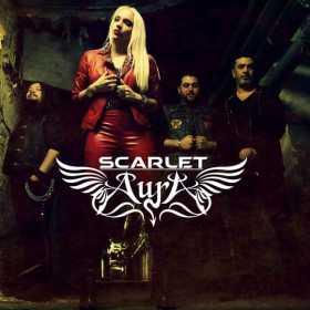 Trupa Scarlet Aura lanseaza albumul Falling Sky pe 27 aprilie in club Quantic