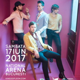 Concert Kings Of Leon la Bucuresti si patru lucruri pe care nu le stiati despre ei